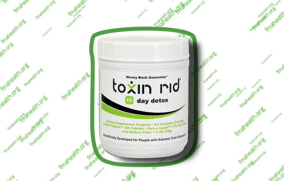 Toxin Rid Review