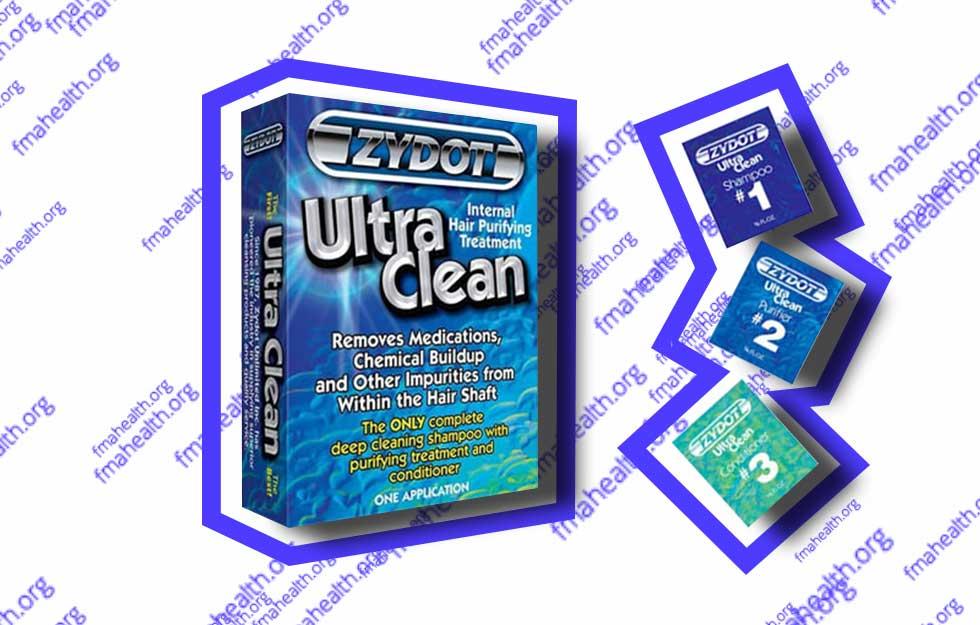 Zydot Ultra Clean Shampoo